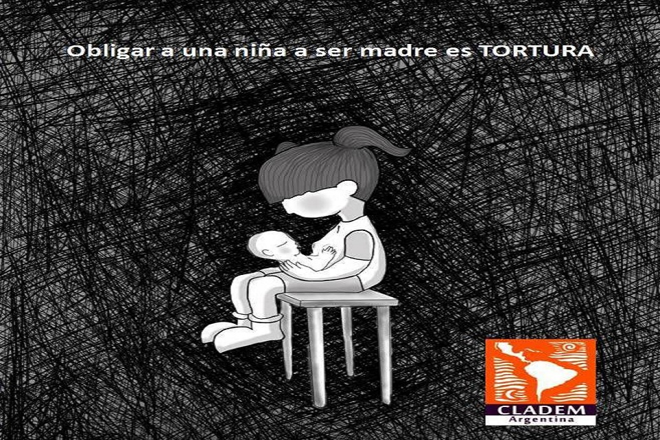 Niñas madres: Torturadas hasta parir