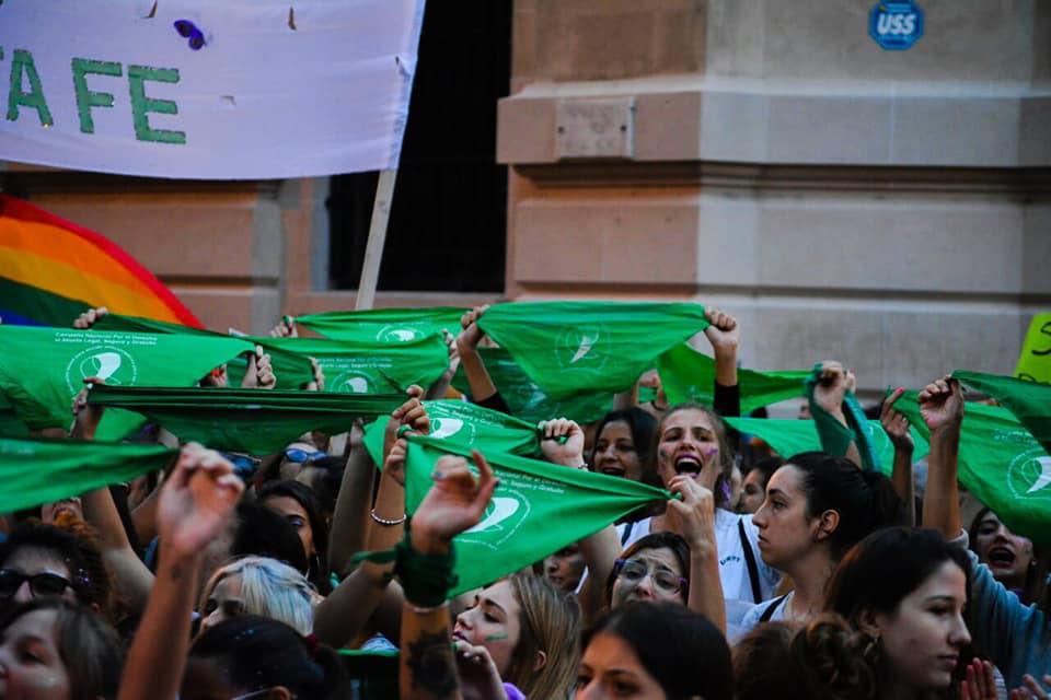 28S: Latinoamérica vuelve a latir al ritmo de la marea verde