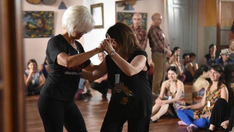 Sublevadas por el tango