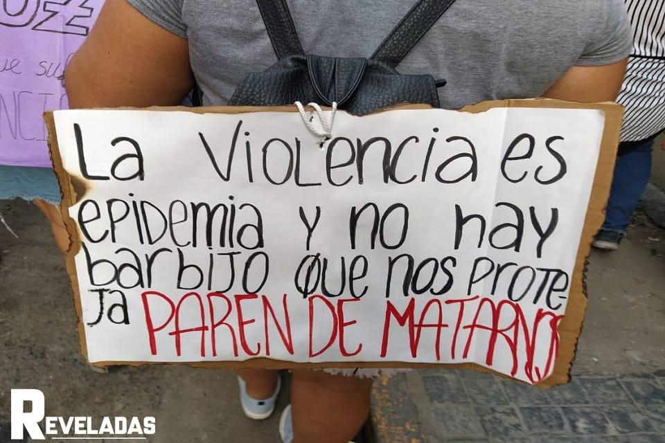 Exigen que se declare la emergencia por violencia de género