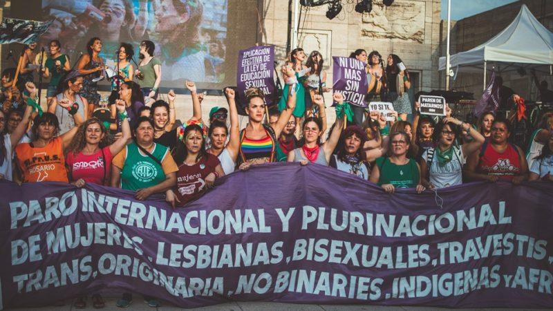 #NiUnaMenos: cinco años de la chispa que encendió la llama violeta