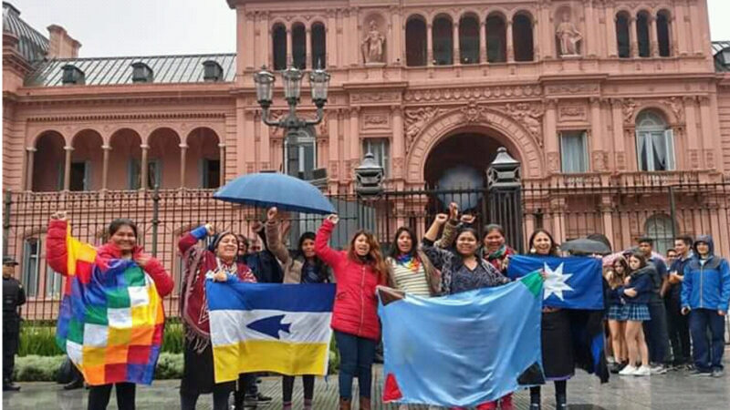 Feminismo indígena: la lucha contra el Estado racista