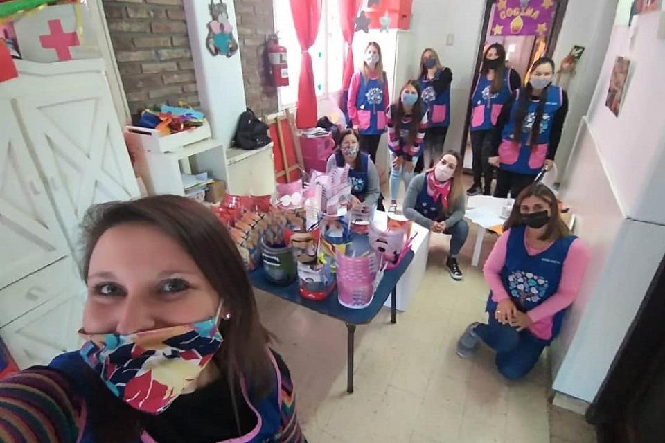 Jardines de infantes: entre la incertidumbre y la necesidad de contener