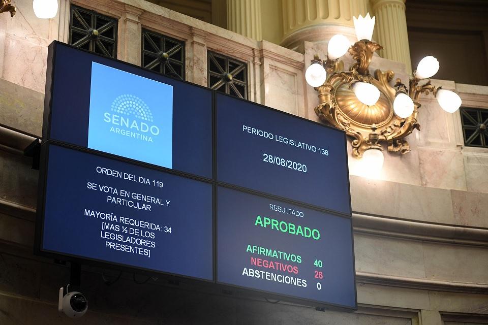 Reforma Judicial: ¿En qué consiste el proyecto que obtuvo media sanción en Senado?
