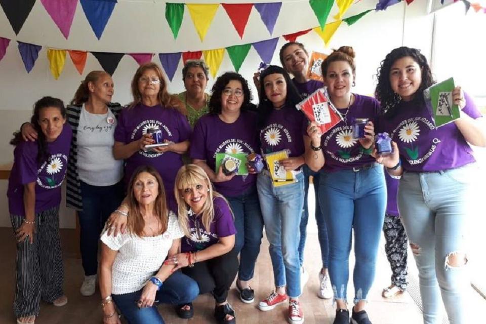 Red de Mujeres del Sur: el feminismo que pone en jaque al machismo en las barriadas