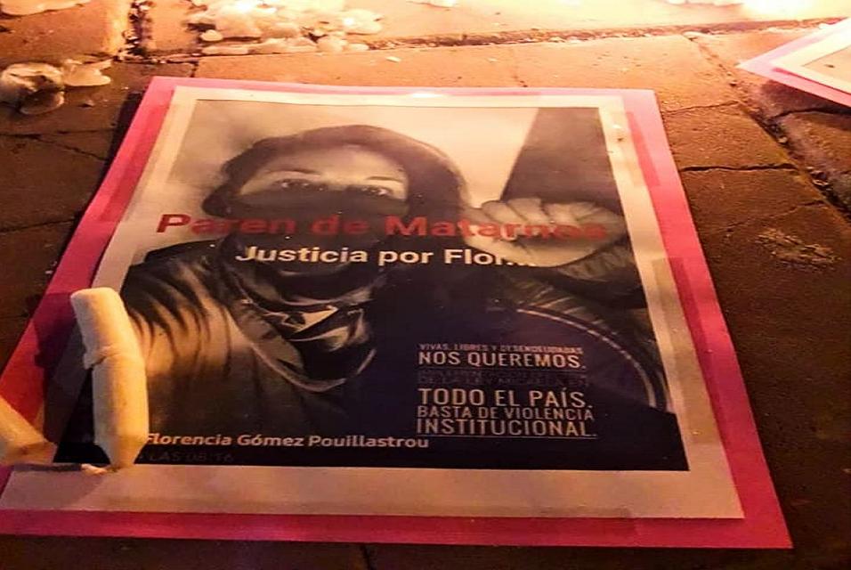 Rosario se moviliza para exigir Justicia por Florencia