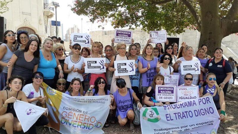 Encuentro provincial de las mujeres sindicalistas