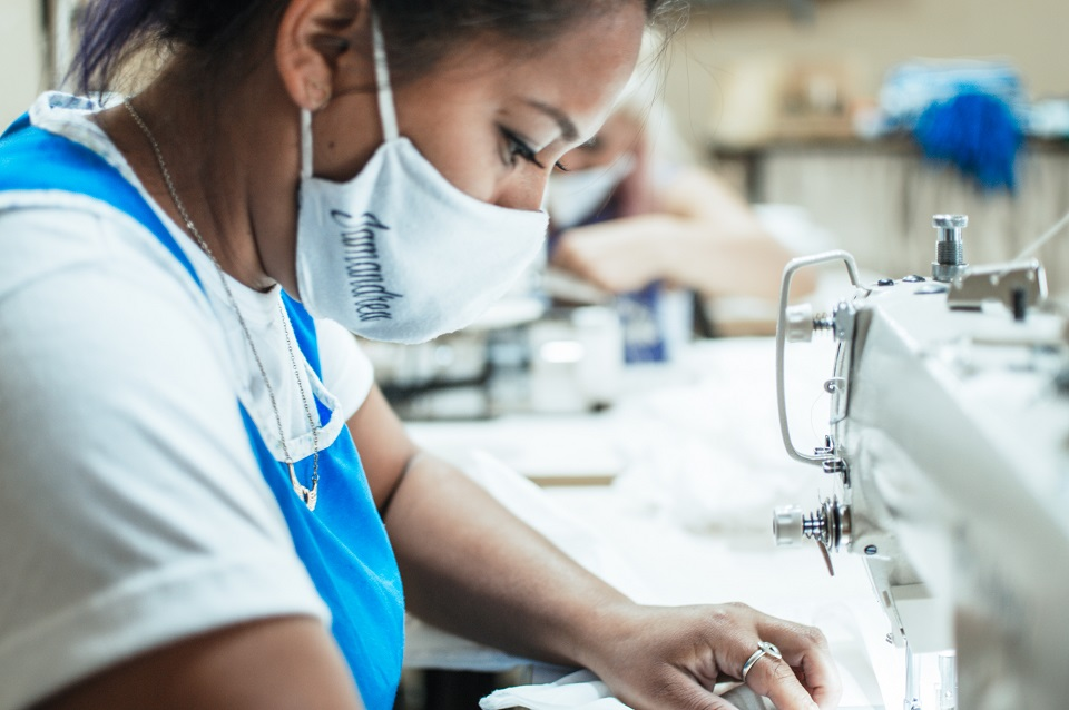 Cooperativa textil Jamandreu: cosiendo lazos de sororidad