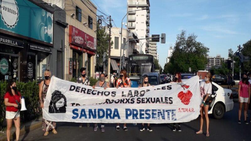 Sandra Cabrera vive en cada trabajadora organizada