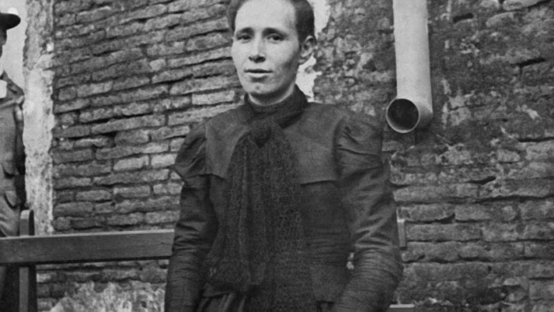 Virginia Bolten: feminismo anárquico en la casa y la fábrica