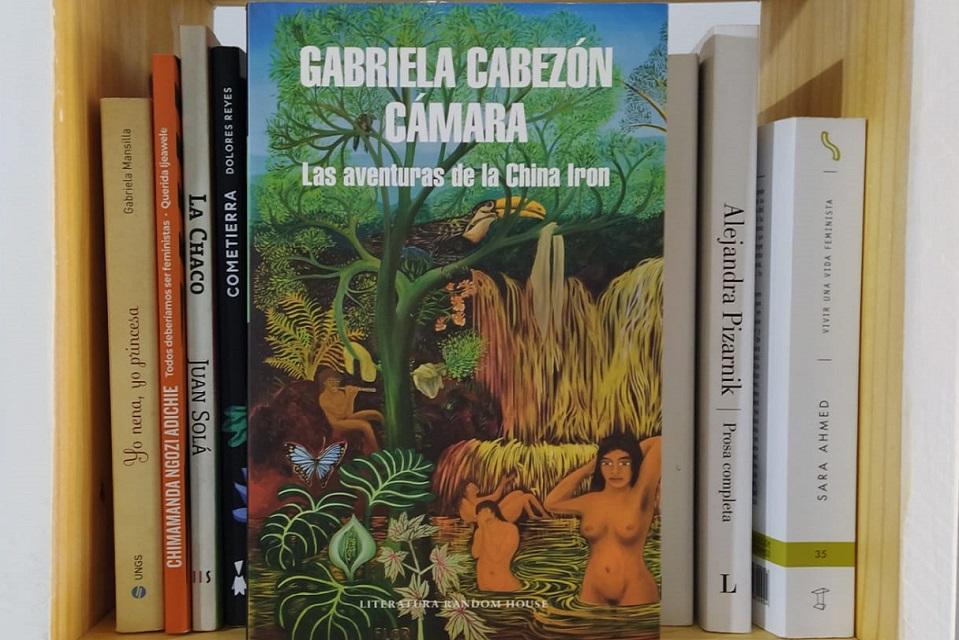 Una novela de aventuras en clave feminista