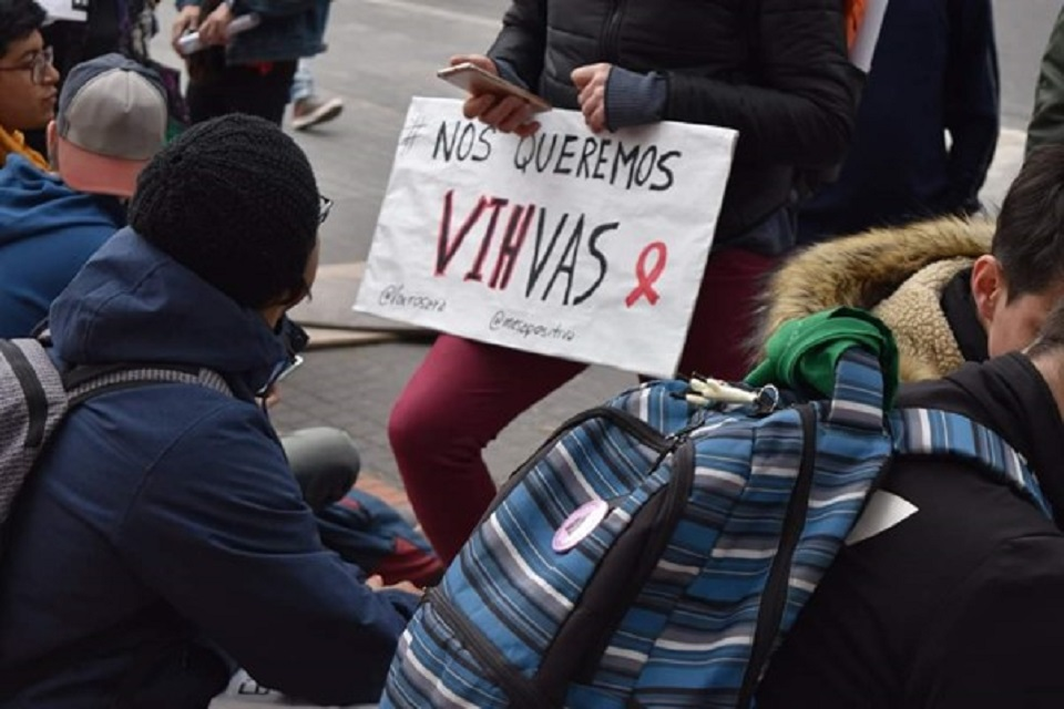 Reclaman el urgente tratamiento de la nueva ley de VIH